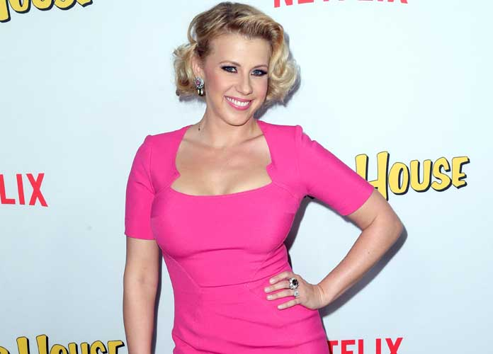 Jodie Sweetin Hospitalized After Ankle Injury