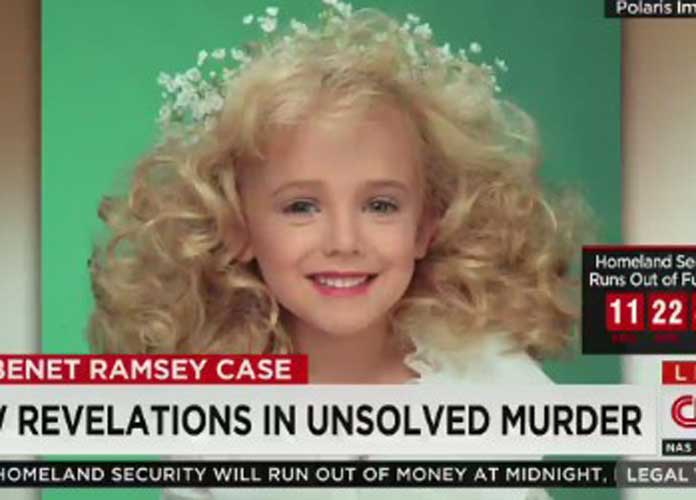 JonBenet Ramsey Murder Subject Of New CBS True-Crime Series