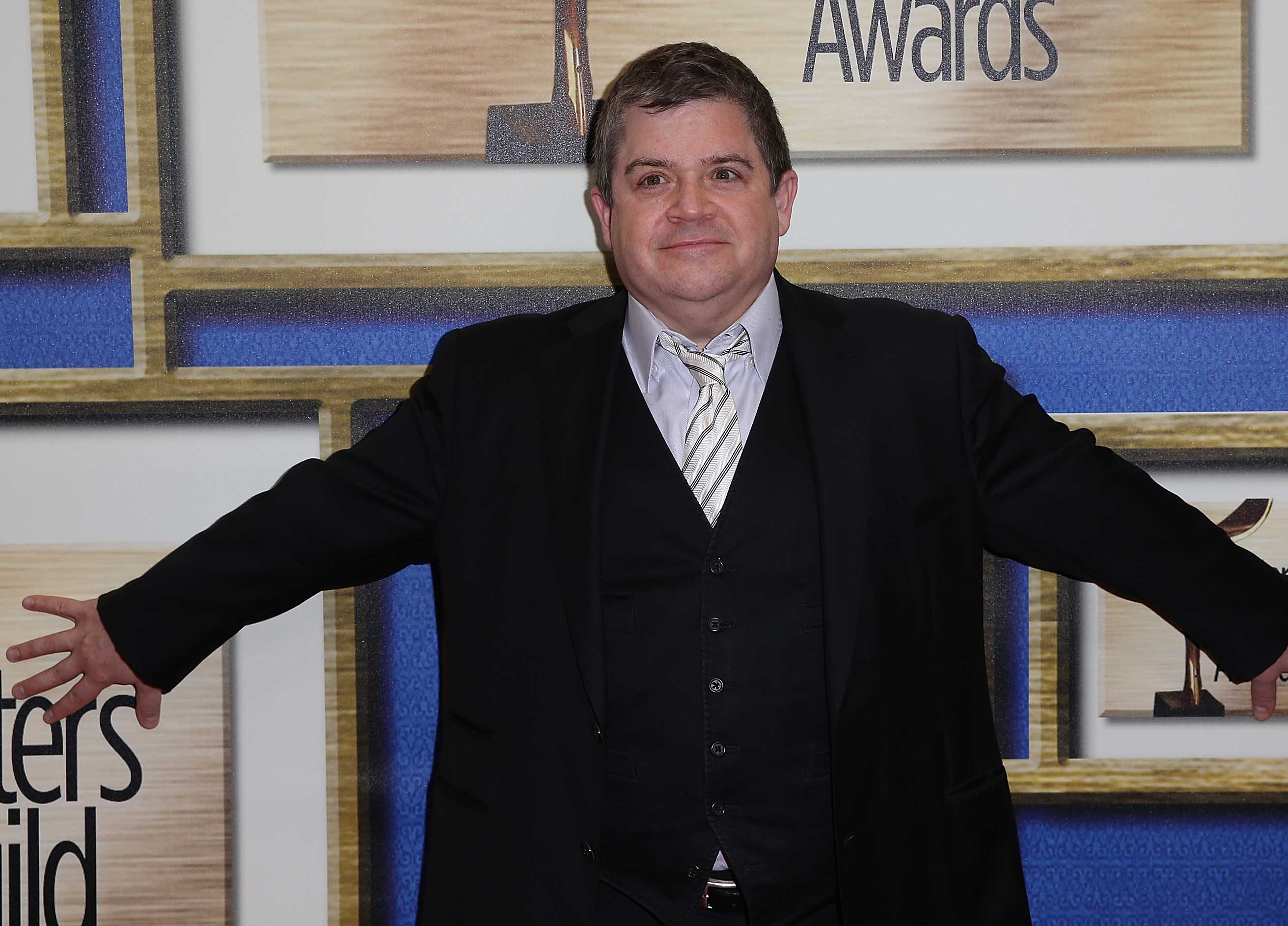 Patton Oswalt Steps Out With New Girlfriend Meredith Salenger