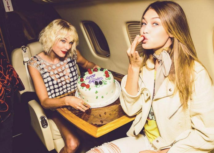 Gigi Hadid Celebrates Her 21st Birthday With Family And Friends