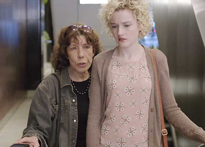 Grandma DVD Review: Lily Tomlin Is Star Of The Film
