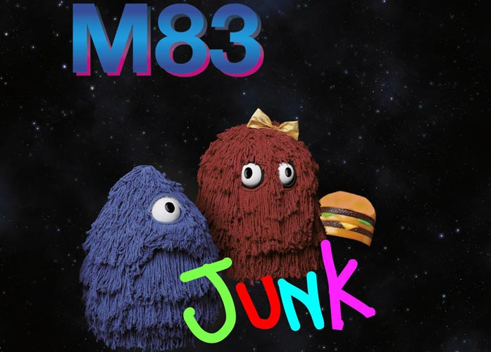 'Junk' by M83 Album Review: A Weak Electronica Pastiche