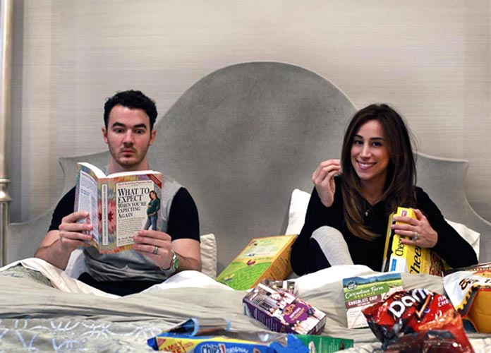 Kevin And Danielle Jonas Are Expecting Baby Number Two