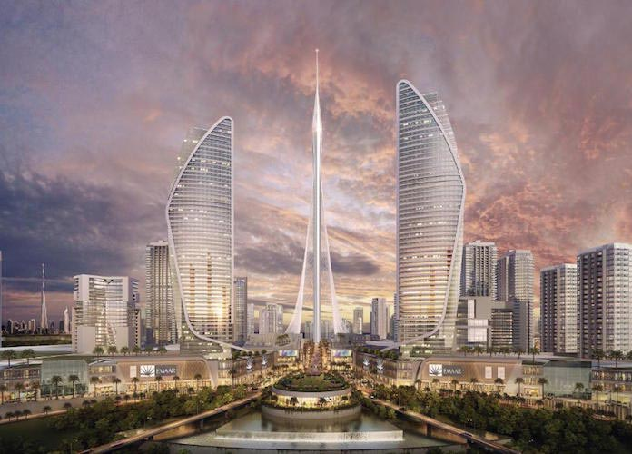 Dubai Plans To Build World's Tallest Skyscraper, Beating City's Current Record