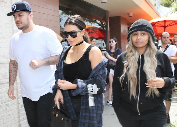 Rob Kardashian Leaks Kylie Jenner's Number As Relationship With Blac Chyna Is On The Rocks