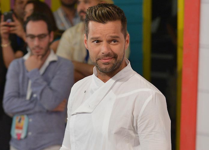 Ricky Martin Makes Red Carpet Debut With New Boyfriend Jwan Yosef