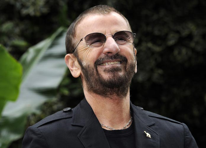 Ringo Starr Celebrates 77th Birthday And Reveals New Album