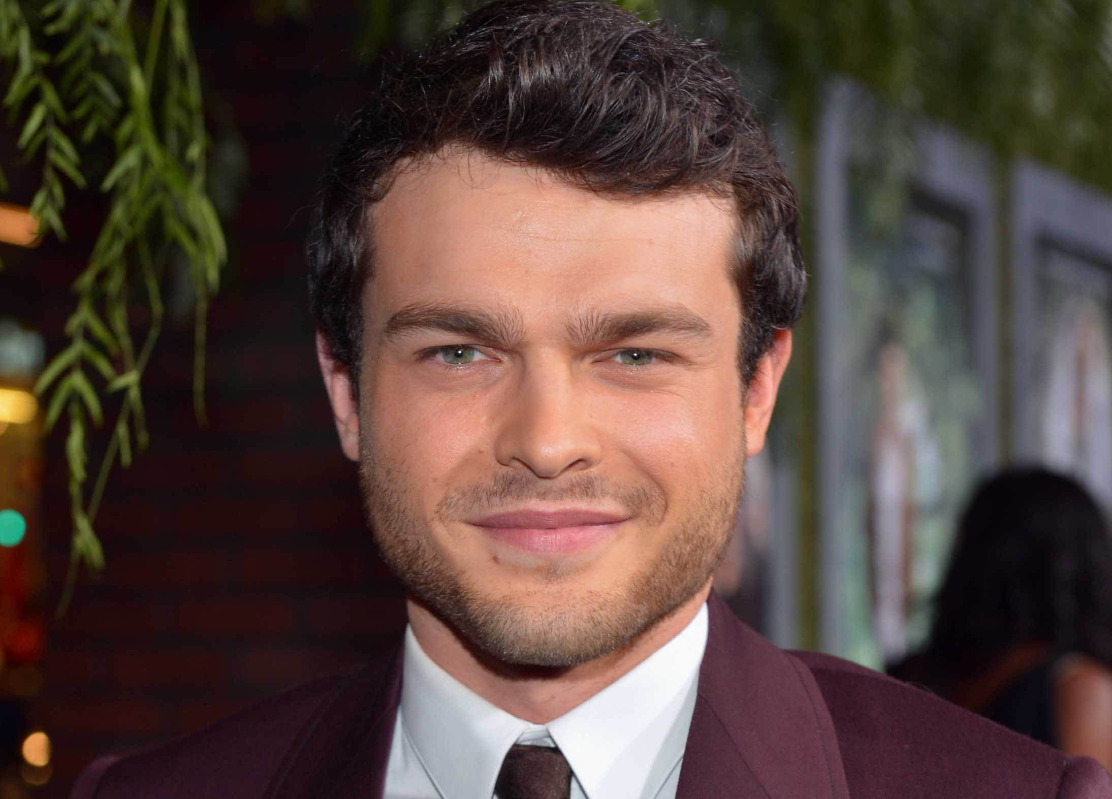 Alden ehrenreich set to play han solo in new star wars for The alden