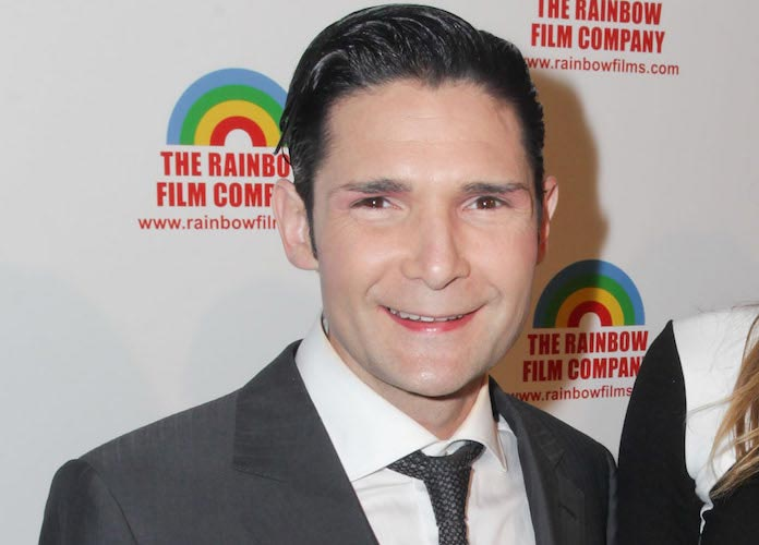 Corey Feldman Drops American Flag On 'The Today Show'
