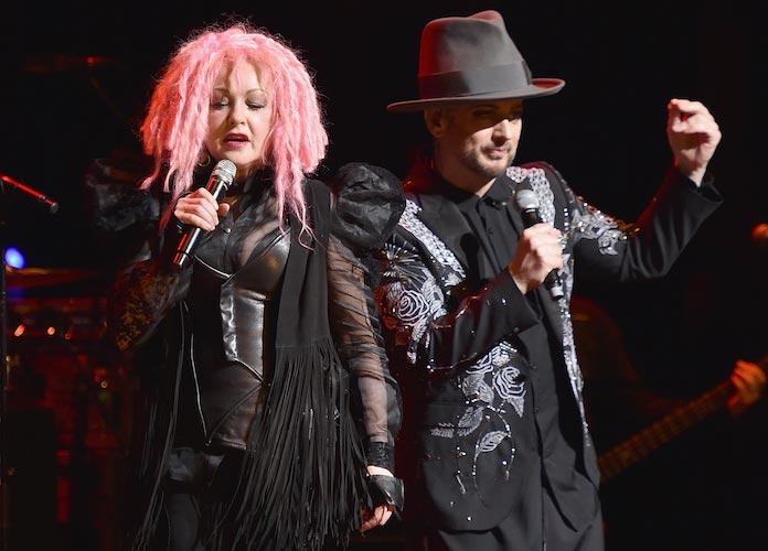Cyndi Lauper Set To Bring 'Working Girl' To Broadway