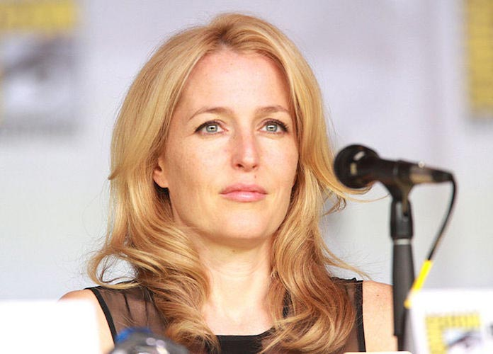 Gillian Anderson Won't Continue With 'The X-Files' After 11th Season