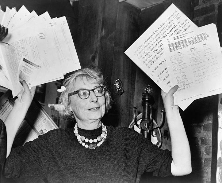 Jane Jacobs, Urban Planning Legend, Honored With Google Doodle