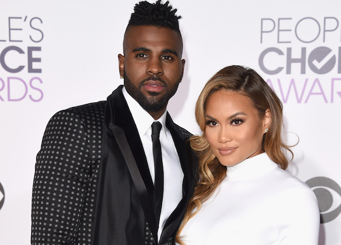 Jason Derulo Splits From Model Daphne Joy