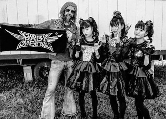 Rob Zombie Stands Up For Baby Metal Against His Fans