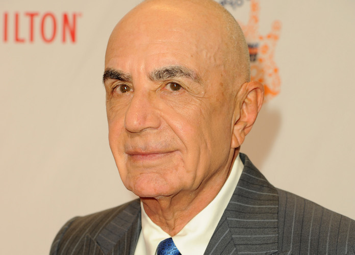 Robert Shapiro Admits He Tried On Infamous Glove From O.J. Simpson Trial