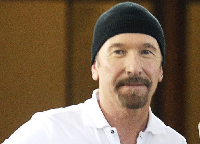 U2's The Edge Plays In Sistine Chapel, Makes History