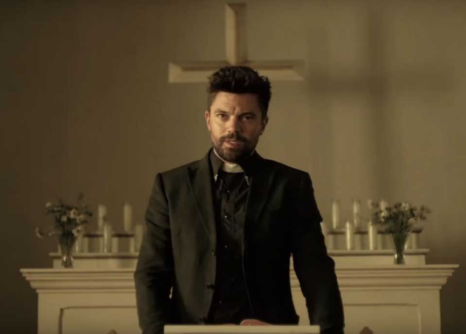 AMC Renews 'Preacher' For Season 2