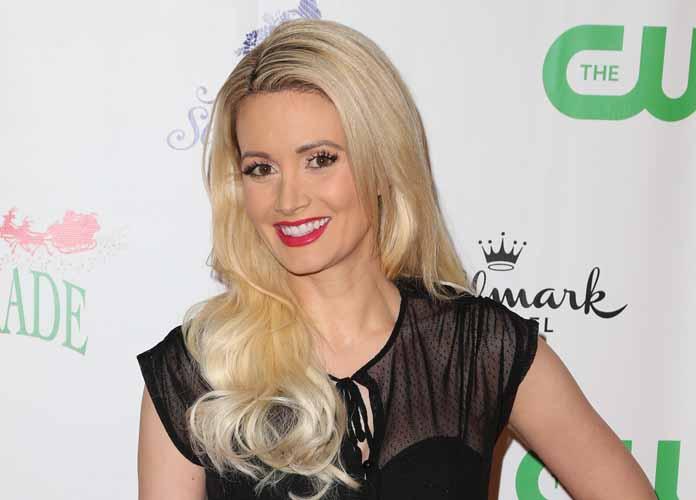 Holly Madison Announces Baby Boy's Name, Forest Leonardo