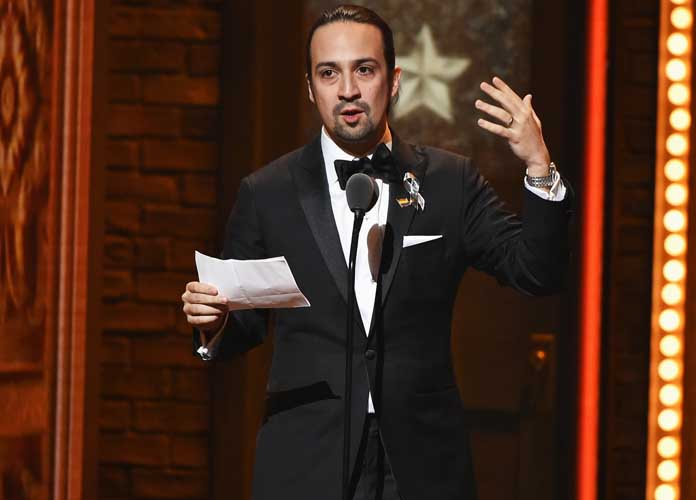 Lin-Manuel Miranda Releases New Song, 'Almost Like Praying,' For Puerto Rico Hurricane Relief