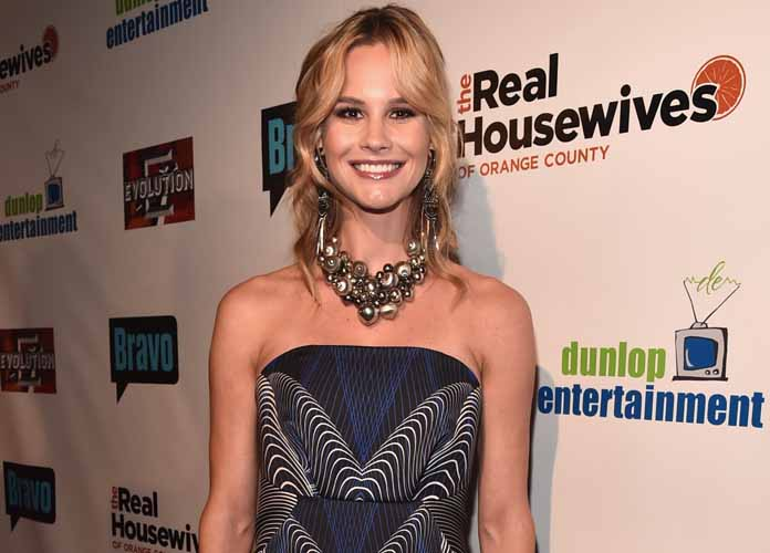 Meghan King Edmonds, Star Of 'Real Housewives Of Orange Country', Is Expecting A Baby Girl