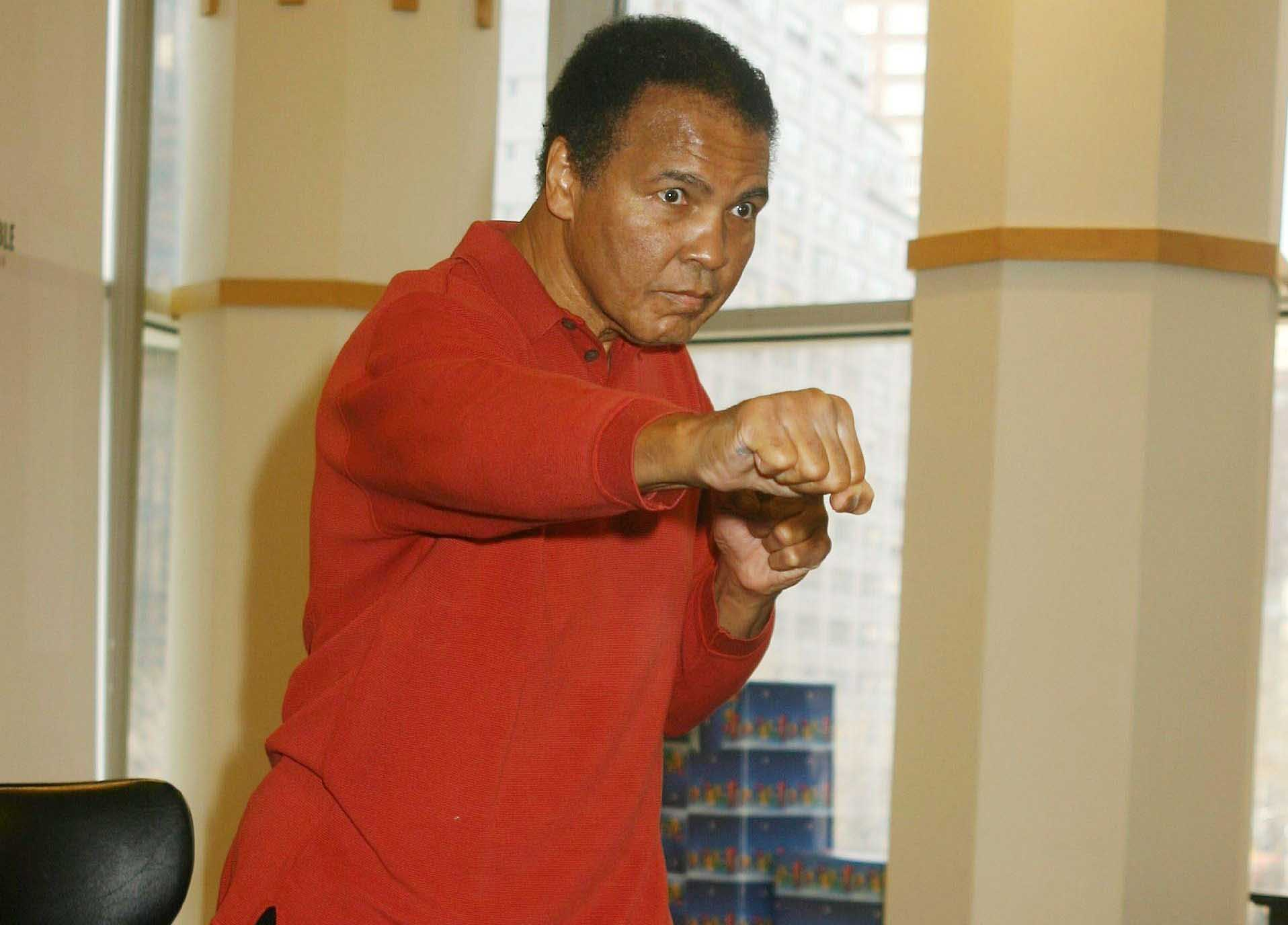 Muhammad Ali Jr. Questioned By Immigration Officials At Washington Airport