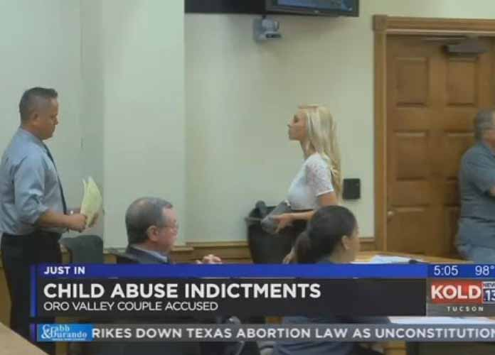 Arizona TV Reporters Krysten Lisaius And Somchai Lisaius Indicted After Cocaine Was Found In Baby's System