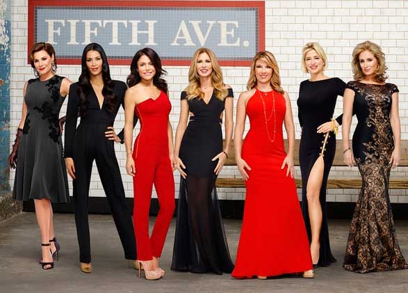 'Real Housewives Of New York City' Finale Recap: The Ladies Fight In Mexico