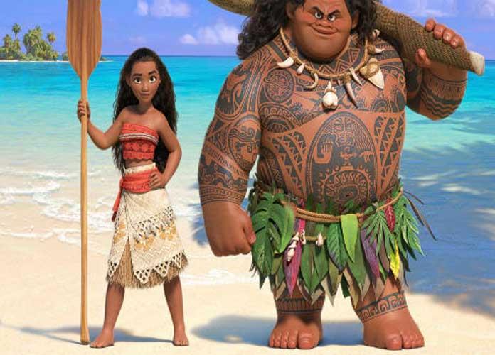 Disney's 'Moana' Costume Proves Controversial, Creates Twitter Debate