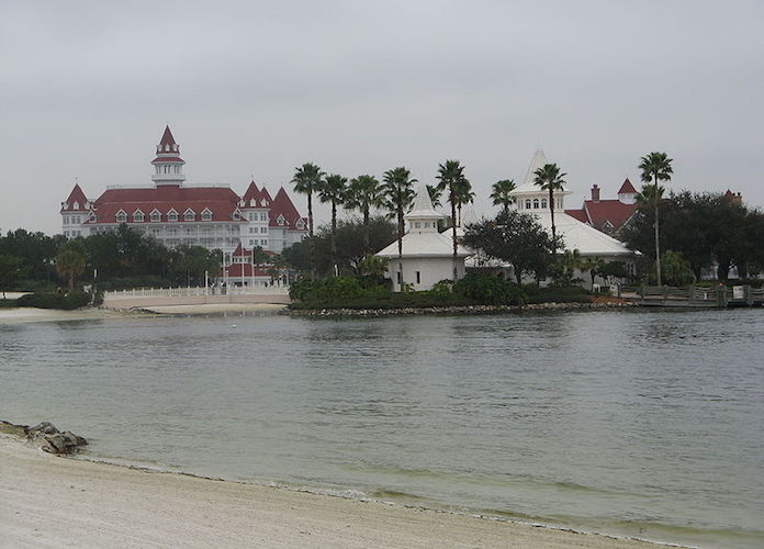 Alligator Drags Boy Into Lagoon At Disney World Orlando's Grand Floridian