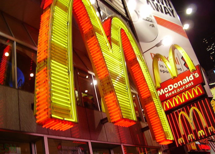 Study Says Chemical In McDonald's Fries May Cure Baldness
