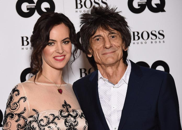 Rolling Stones' Ronnie Wood Shares Message For People in Recovery Who Are Self-Isolating