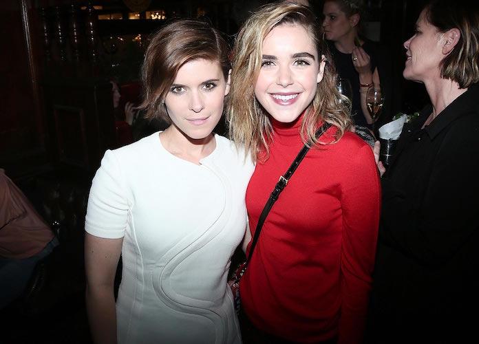 Kate Mara And Kiernan Shipka Attend Dior Welcome Dinner In London