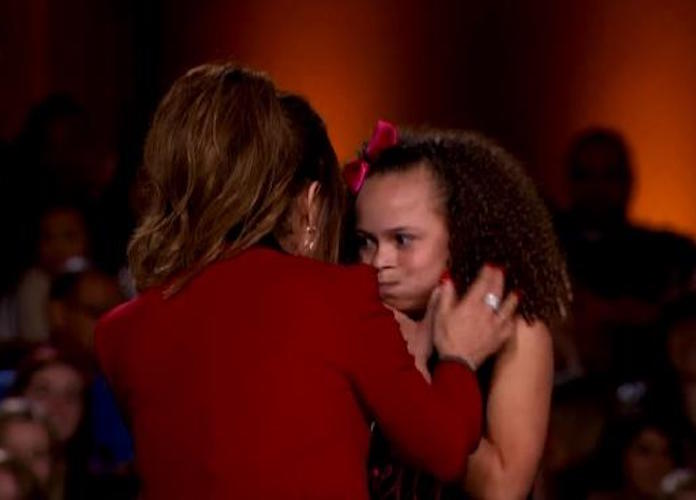 'So You Think You Can Dance' Contestant Chi Tahani Vomits On Judge Paula Abdul