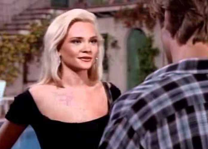 'Melrose Place' Star Amy Locane Sentenced To 8 More Years In Prison For Fatal Car Crash