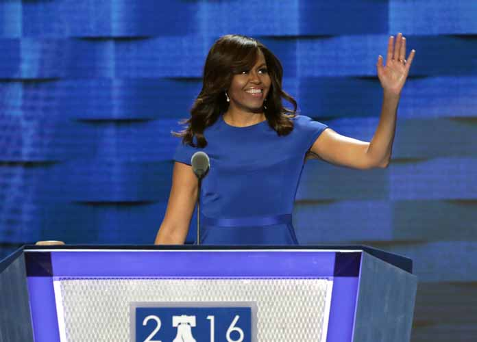How To Buy Michelle Obama's Democratic Convention Speech Dress