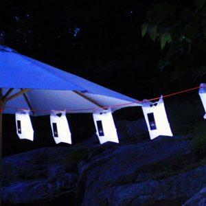 luminAid Solar-Powered Inflatable Lanterns