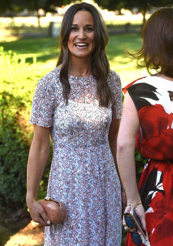 Get The Look: Pippa Middleton's Proper Floral Frock