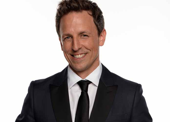Seth Meyers Announces New Netflix Standup Special