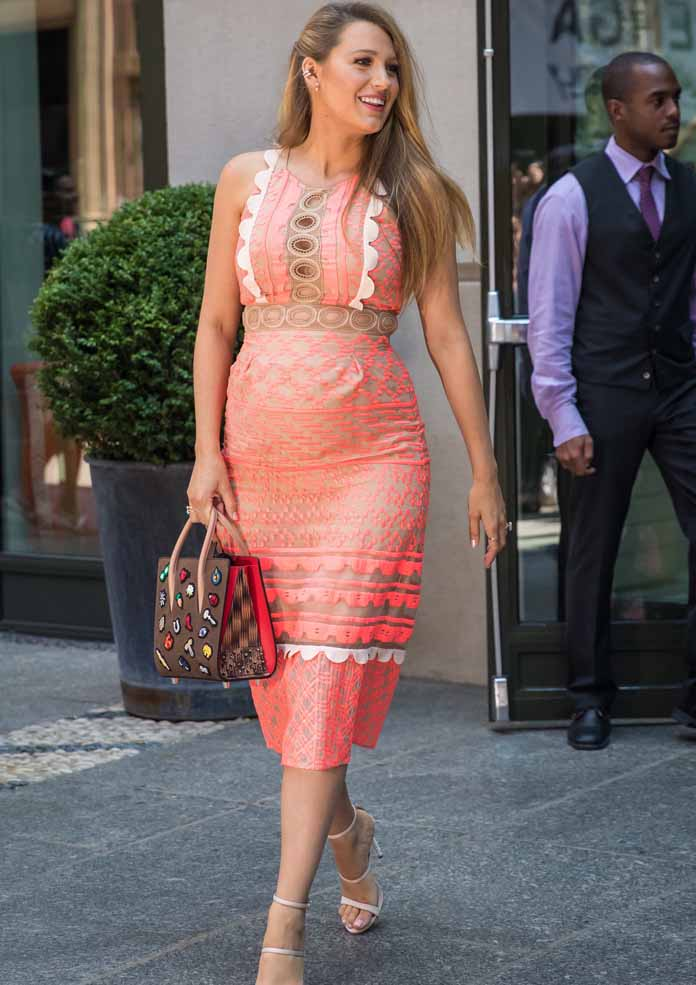 Get The Look: Blake Lively's Maternity Style Slays