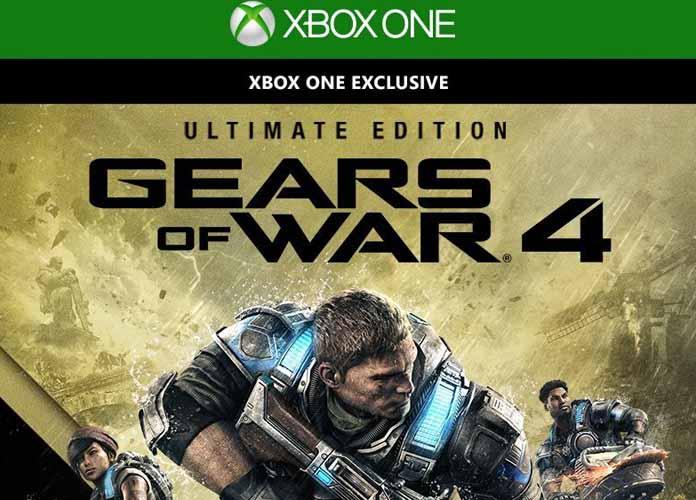 Exclusive Features Of 'Gears Of War 4' Released