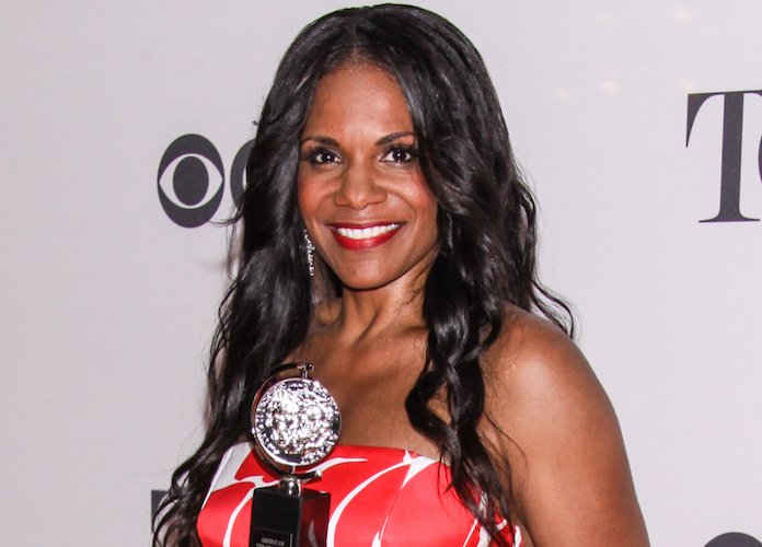 Audra McDonald Reacts To Bill O'Reilly's 'Well Fed' Slaves Comment