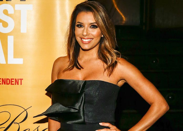 Eva Longoria Delivers Personal DNC Speech, Hits At Donald Trump [VIDEO]