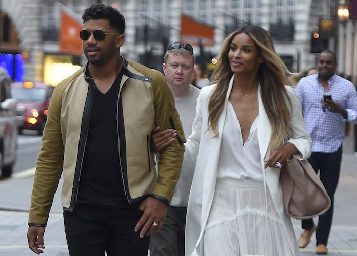 Ciara And Russell Wilson Expecting First Child Together