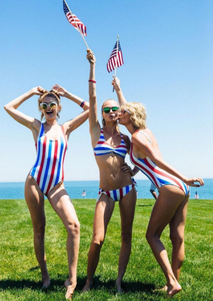 Best Celebrity Bikinis Of Summer 2016 Photos: From Taylor Swift's Squad, Olivia Munn & Ruby Rose