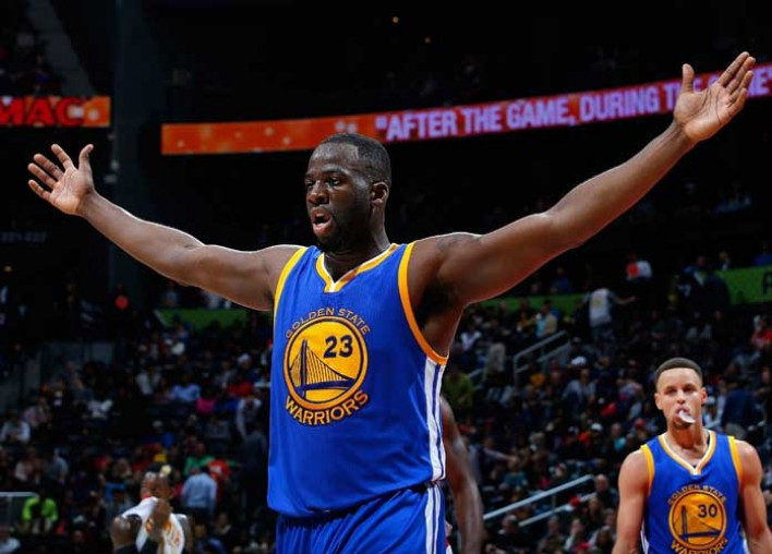 Draymond Green, Golden State Warriors Star, Posts Penis Pic On Snapchat
