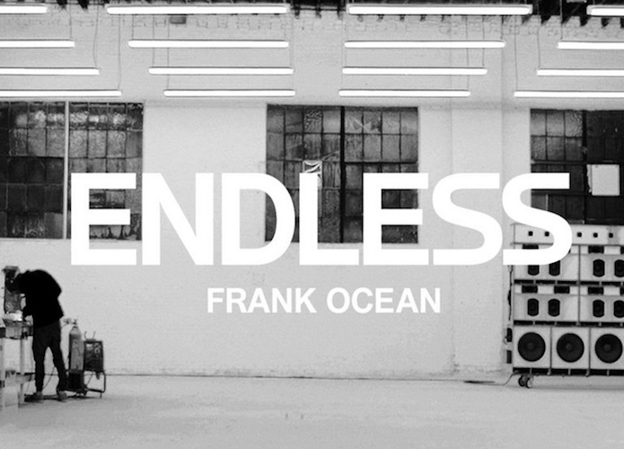 'Endless' by Frank Ocean Visual Album Review: A Brilliant Ode To Perfectionism
