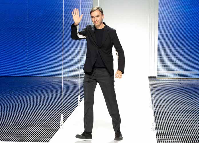 Raf Simons Joins Calvin Klein, Named New Chief Creative Officer