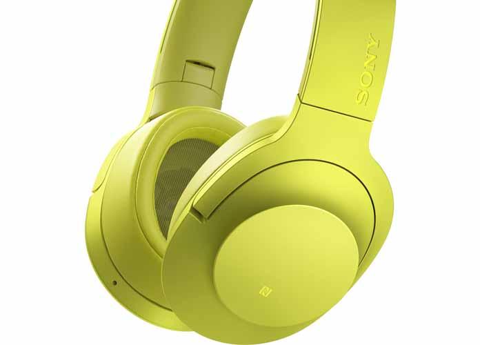 Sony H.ear Wireless NC Headphones Takes On Bose QuietComfort 35