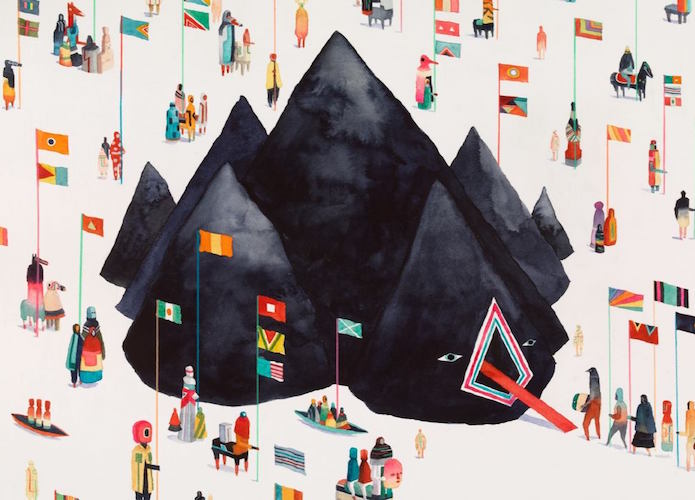 'Home of the Strange' by Young The Giant Album Review: Indie Band Explores Roots In Meticulous Production