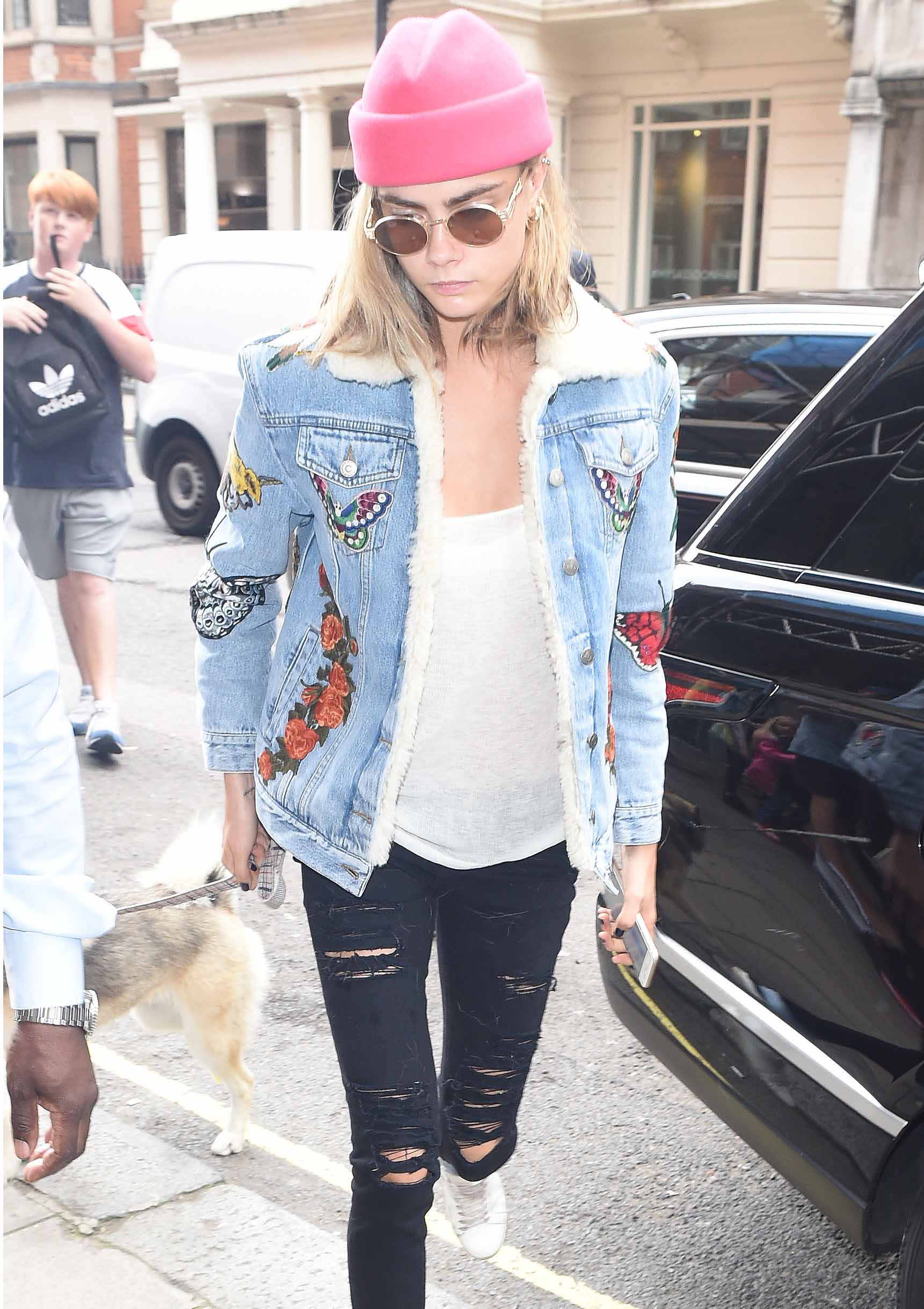Cara Delevingne S Savvy Street Style Look Uinterview